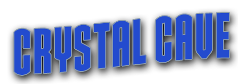Crystal Cave logo